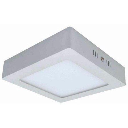 Luminária Painel LED Sobrepor 18W - RDESIGN