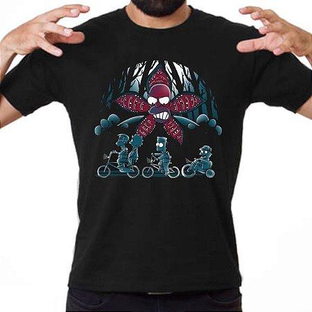 Camiseta Unissex  - Demogorghomer