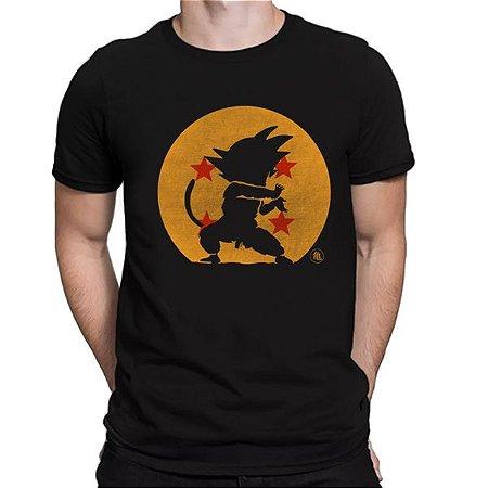 Camiseta Unissex - Kamehameha - Dragon ball Z