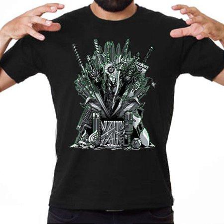 Camiseta Unissex - Game of Thrones