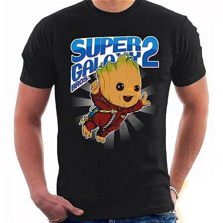 Camiseta Unissex - Super Galaxy