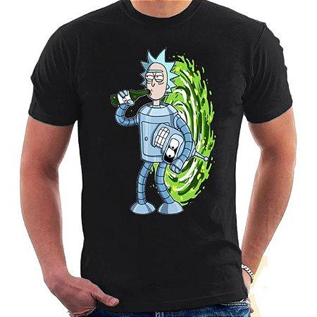 Camiseta Unissex - Bender Secret