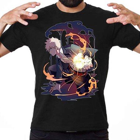 Camiseta Unissex - I'm Bakugo Boku no Hero