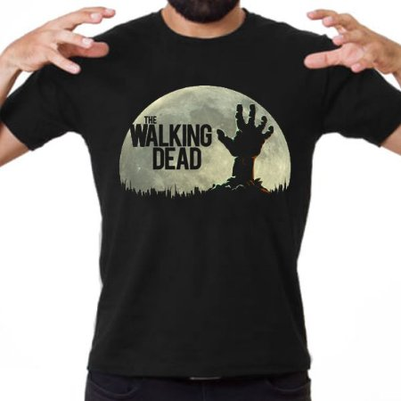 Camiseta Unissex - The Walking Dead