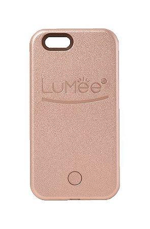 Capa Lumee com luz de led para iPhone novo iPhone 7 Apple