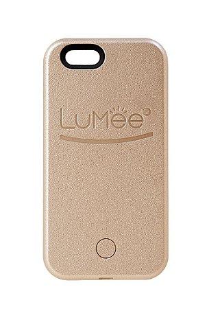 Capa Lumee com luz de led para iPhone novo iPhone 7 Plus