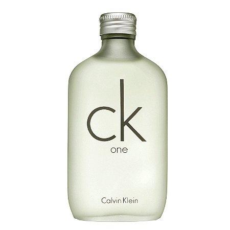 Perfume CK One Calvin Klein Eau de Toilette (EDT) - Unissex