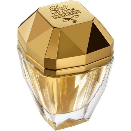 Perfume Lady Million Eau My Gold ! Eau de Toilette (EDT) Paco Rabanne - Feminino