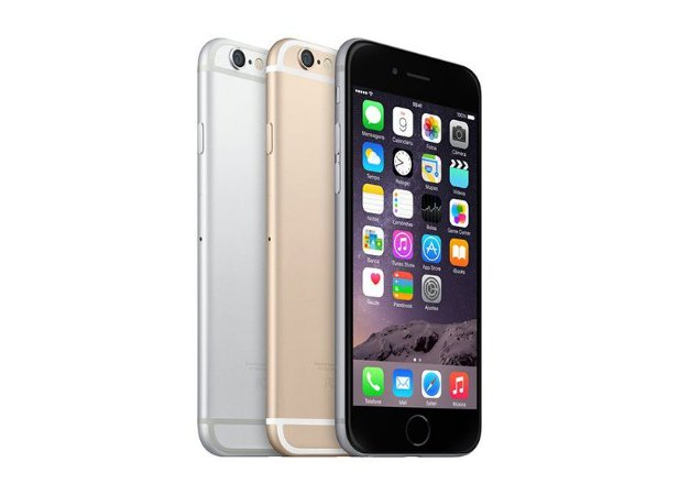 "iPhone 6 Apple com 32GB, Tela 4,7"", iOS 8, Touch ID, Câmera iSight 8MP, Wi-Fi, 3G/4G, GPS, MP3, Bluetooth e NFC"