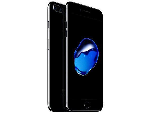 """iPhone 7 Apple Plus com 128GB, Tela Retina HD de 5,5"""", iOS 10, Dupla Câmera Traseira, Resistente à Água, Wi-Fi, 4G LTE e NFC"""