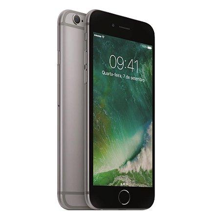 "iPhone 6s Apple com Tela 4,7"" HD, 128GB, 3D Touch, iOS 9, Sensor Touch ID, Câmera iSight 12MP, Wi-Fi, 4G, GPS, Bluetooth e NFC"