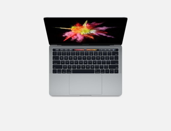 Apple Macbook Pro Com Touch Bar E Touch Id 3.1ghz 256gb Novo