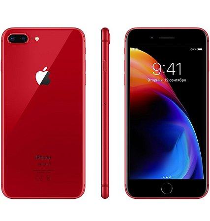 iPhone 8 Plus Apple (PRODUCT)RED™ Special Edition, Vermelho, 64GB Desbloqueado