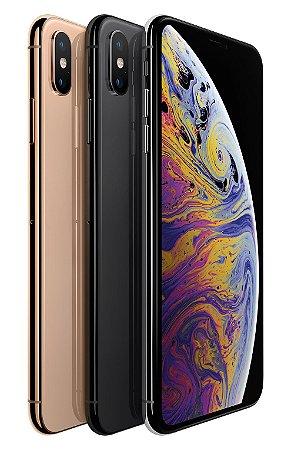 "Novo iPhone XS Max, Tela Super Retina HD de  6,5"" Polegadas, 256 GB, Face ID, iOS 12, Camera 12mp, 4G, Wi-Fi"