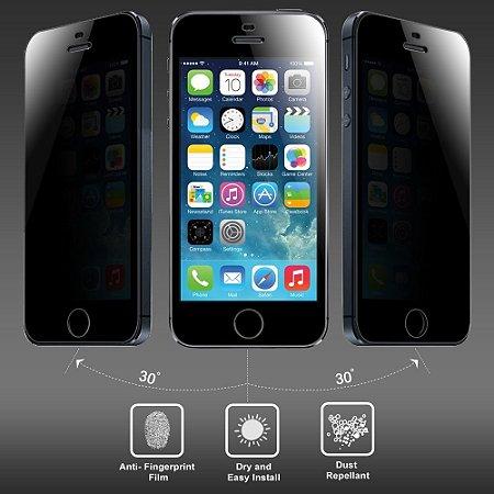 Película de Vidro Privacidade para Apple iPhone 6 e iPhone 6 Plus