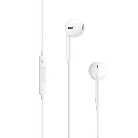 Fone de ouvido EarPods Apple com conector de fones de ouvido de 3,5 mm