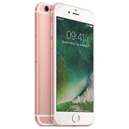 "iPhone 6s Apple com Tela 4,7"" HD, 32GB, 3D Touch, iOS 9, Sensor Touch ID, Câmera iSight 12MP, Wi-Fi, 4G, GPS, Bluetooth e NFC"