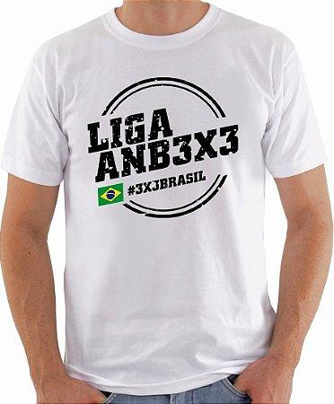 Camiseta Liga ANB3X3