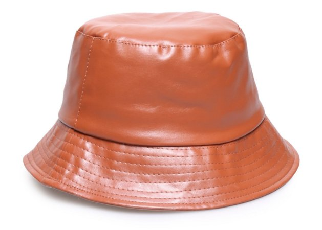 Chapéu Bucket Caramelo