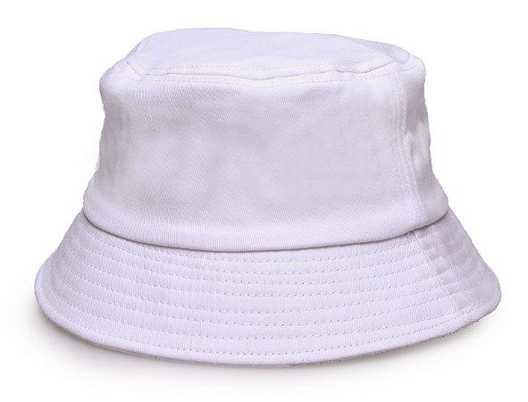 Chapéu Bucket Branco