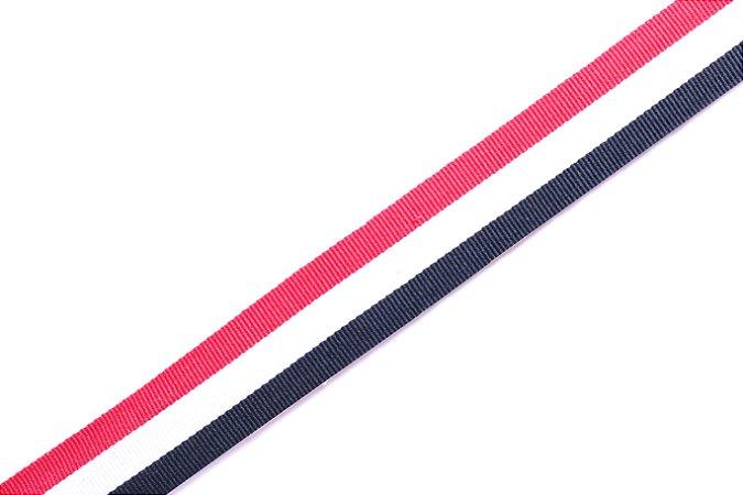 Faixa Tricolor - Coleção Stripes
