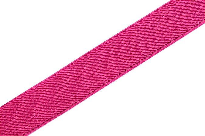 Faixa Elástica Rosa Escuro