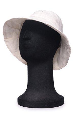 Chapéu Bucket Creme Maleável