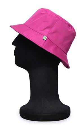Chapéu Bucket Rosa Escuro
