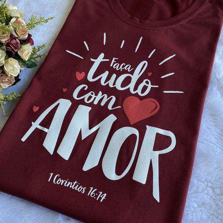 T-shirt - 1 Corintios 16.14