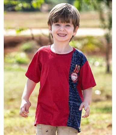 Camiseta Infantil João 10, 30 - Coleção Ágape