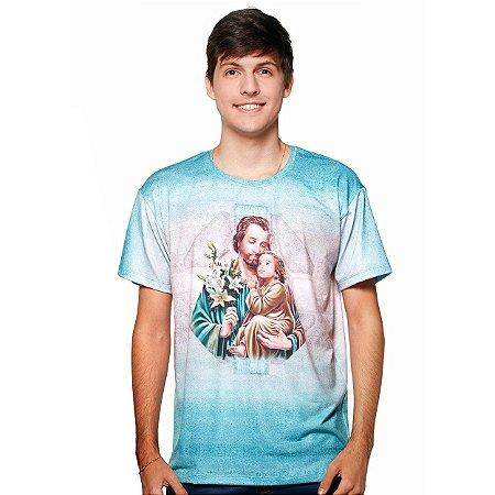 Camiseta São José - Coleção Ágape