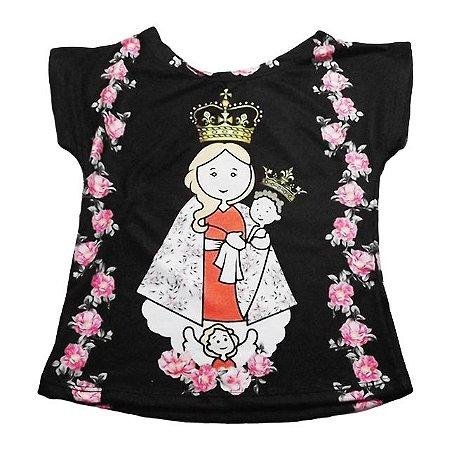 Tshirt Infantil -  Nossa Senhora