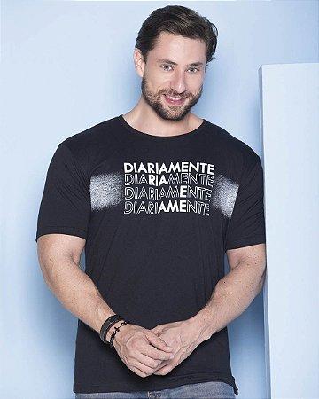 Camiseta Ria e Ame - Coleção Ágape