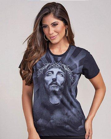 Baby Look Face de Cristo