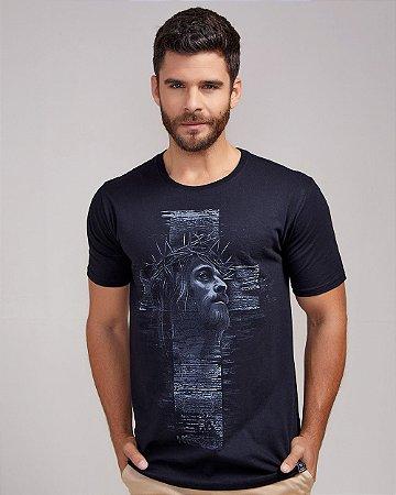 Camiseta Face de Cristo