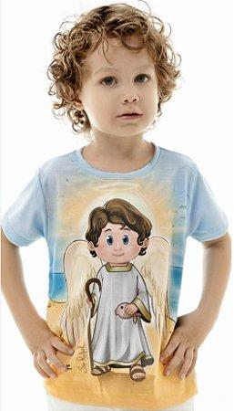 Camiseta Infantil São Rafaelzinho