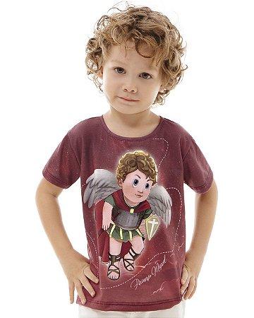 Camiseta Infantil São Miguelzinho
