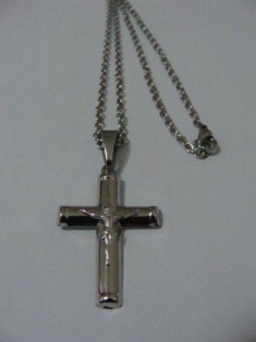 Cordão Cilíndrico Jesus Cristo
