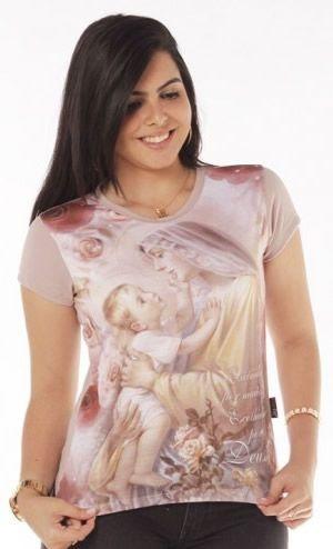 Camisa - Mãe Amorosa