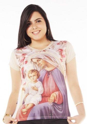 Camisa - Nossa Senhora do Rosário
