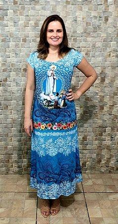 Vestido Longo Nossa Senhora de Fátima