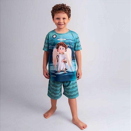 Pijama Infantil São Rafaelzinho