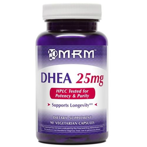 DHEA 25mg - MRM 90caps