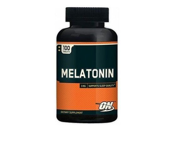 MELATONINA 3mg - OPTIMUM 100 caps