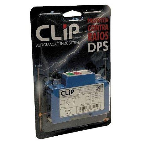 DPS 15KA 175V DISPOSITIVO PROTESÃO C/ SURTO BLISTER Clip GdC.Gv1