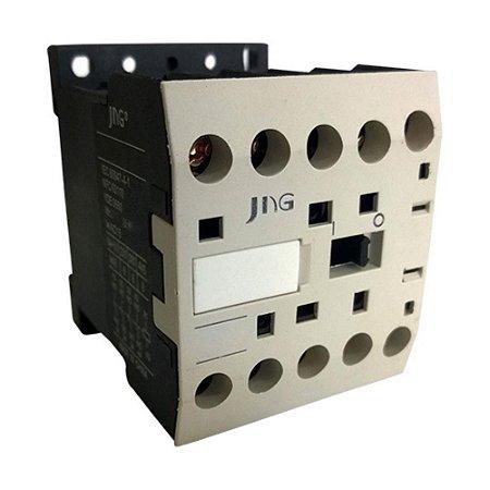CONTATOR MINI CJX2-K0910 03CV/9A-220V Jng