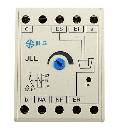 RELE CONTROLADOR DE NÍVEL JLL 220V 60Hz Jng GdG1