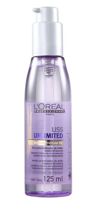 Loreal  Expert Liss Unlimited Sérum de Brilho 125ml