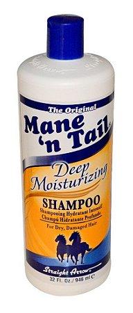 Mane n Tail Deep Moisturinzing Shampoo Hidratação - 946ml