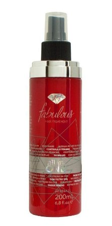 Y-kas Fabulous All In One 10 Beneficios Em 1 Leave-in 200ml